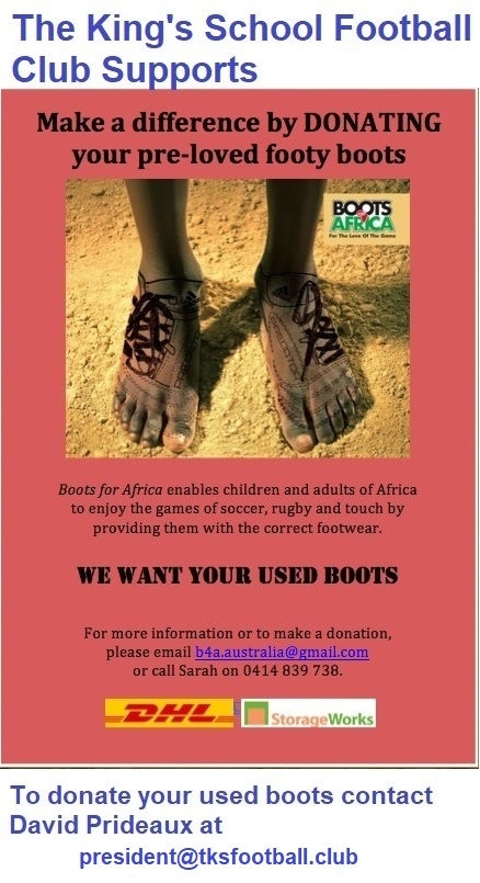 Boots 4 Africa